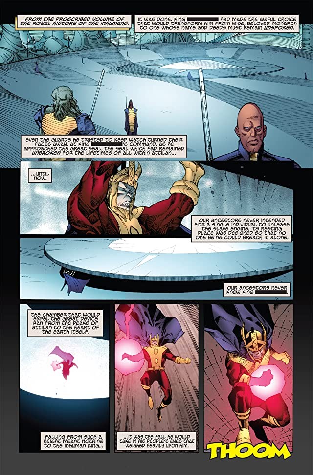 click for super-sized previews of Mighty Avengers (2007-2010) #29
