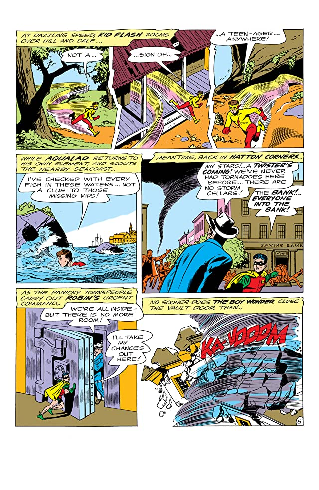 click for super-sized previews of The Brave and the Bold (1955-1983) #54