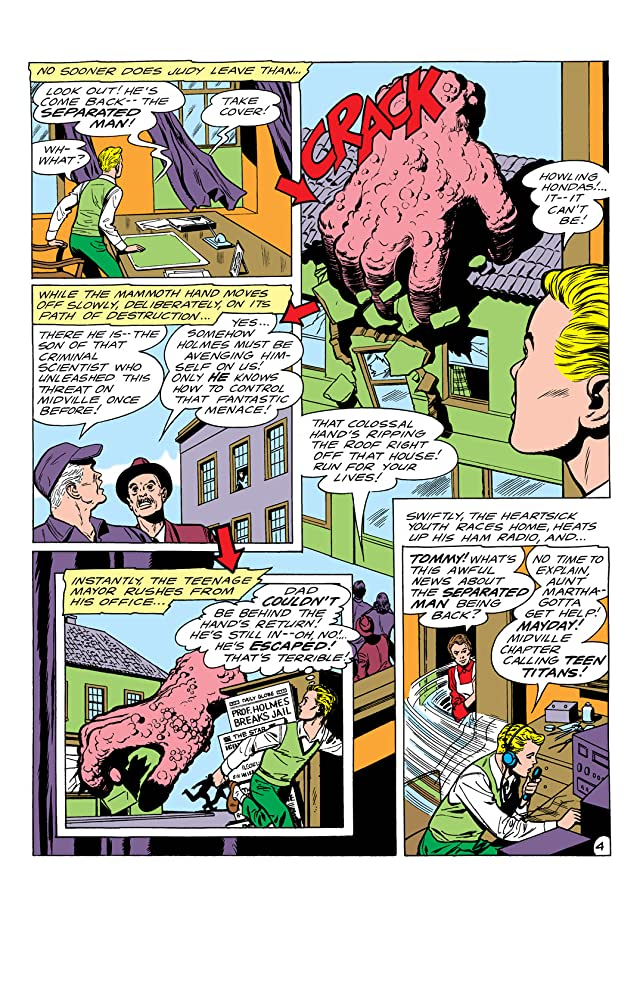click for super-sized previews of The Brave and the Bold (1955-1983) #60