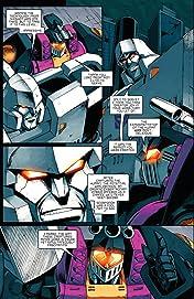 Transformers: All Hail Megatron #10