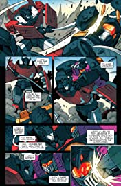 Transformers: All Hail Megatron #12
