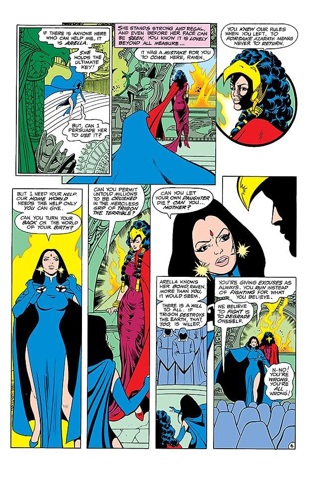 New Teen Titans (1980-1988) #4