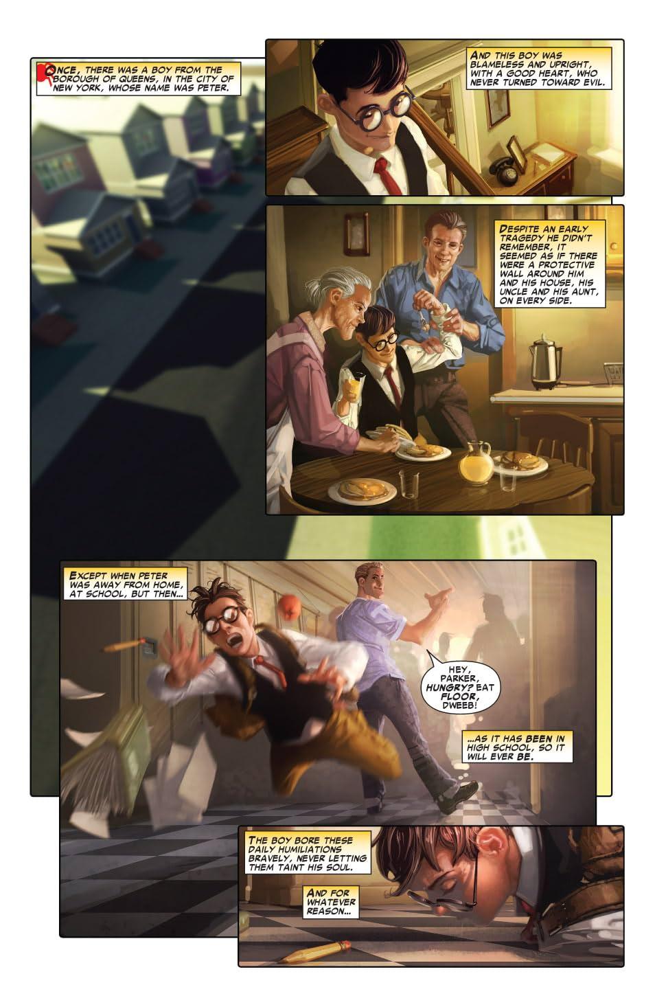 Sensational Spider-Man (2006-2007) #40