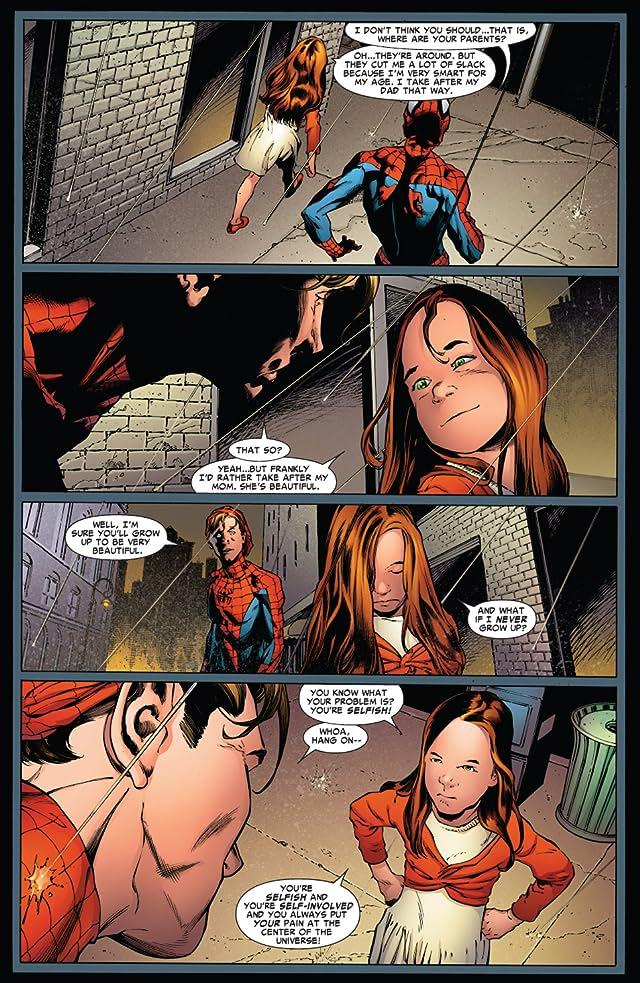 click for super-sized previews of Sensational Spider-Man (2006-2007) #41