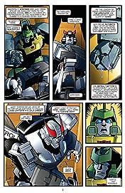 Transformers: All Hail Megatron #15