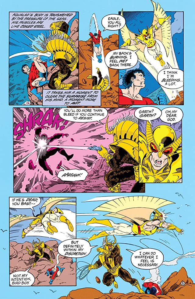 click for super-sized previews of The New Titans (1984-1996) #72