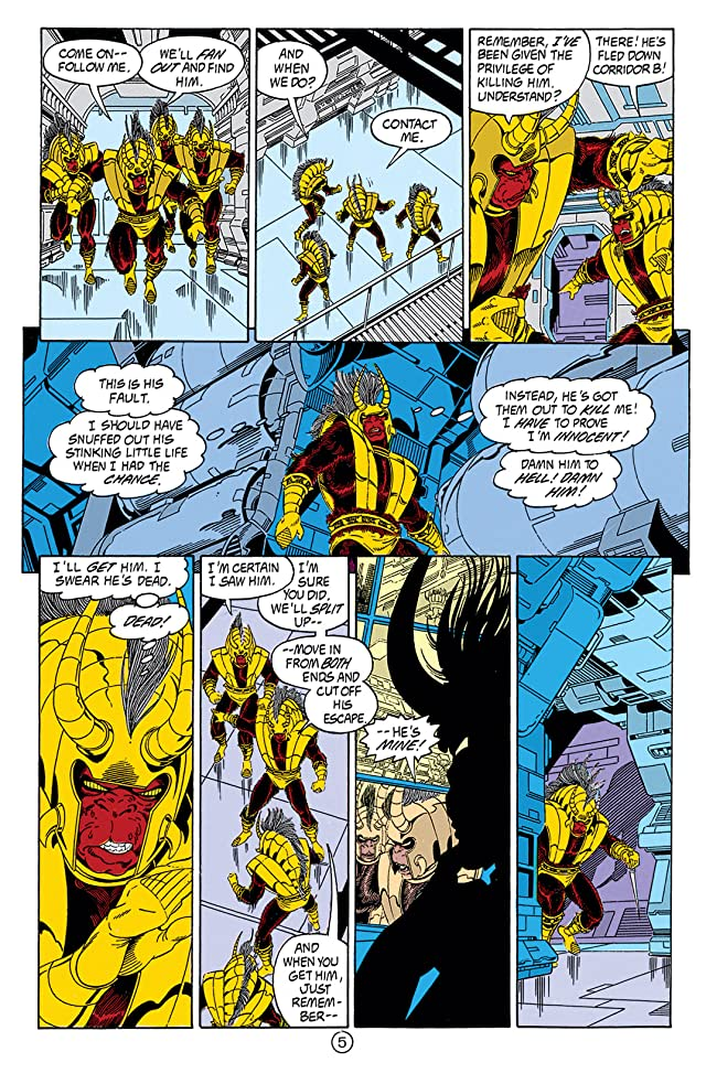 click for super-sized previews of The New Titans (1984-1996) #74