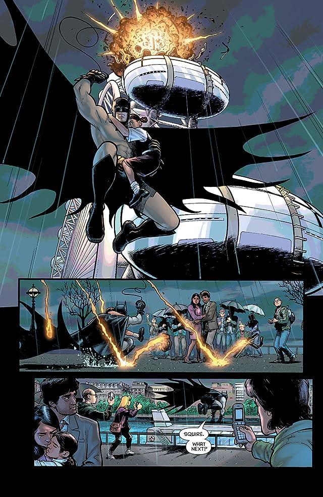 click for super-sized previews of Batman and Robin (2009-2011) Vol. 2: Batman vs. Robin