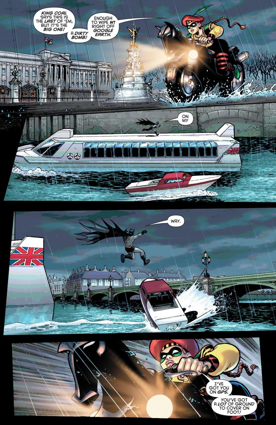 Batman and Robin (2009-2011) Vol. 2: Batman vs. Robin