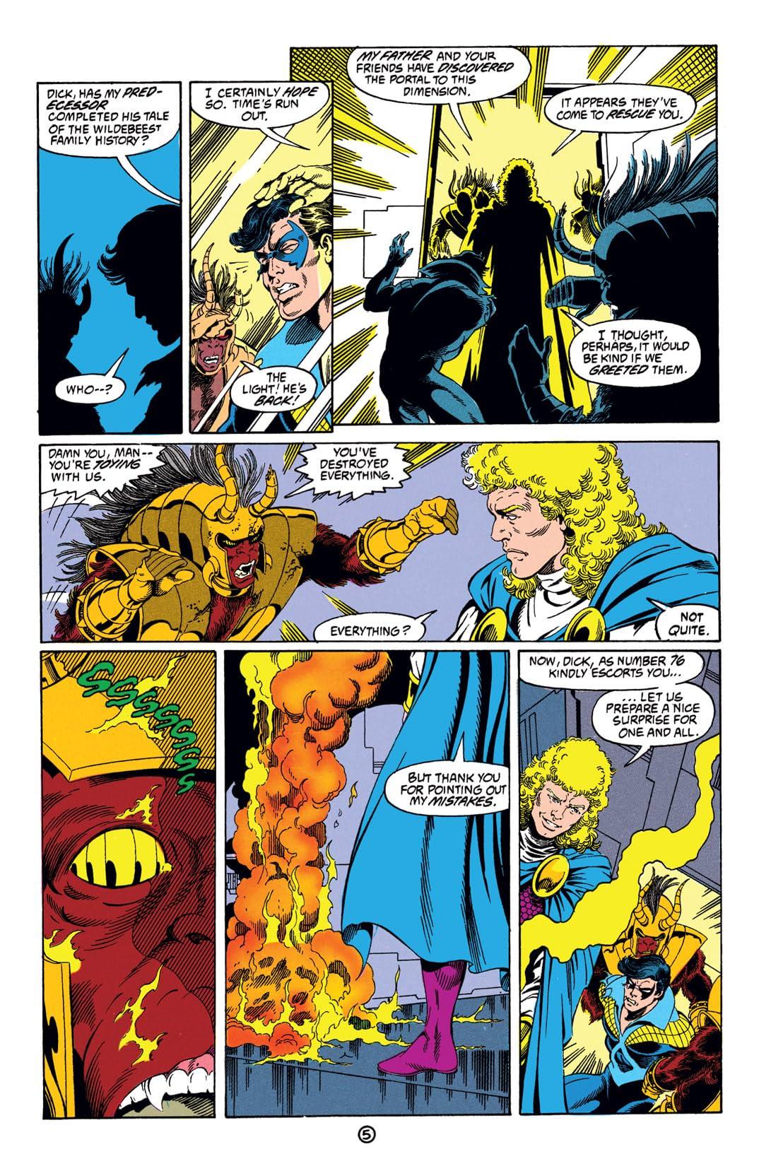 The New Titans (1984-1996) #83