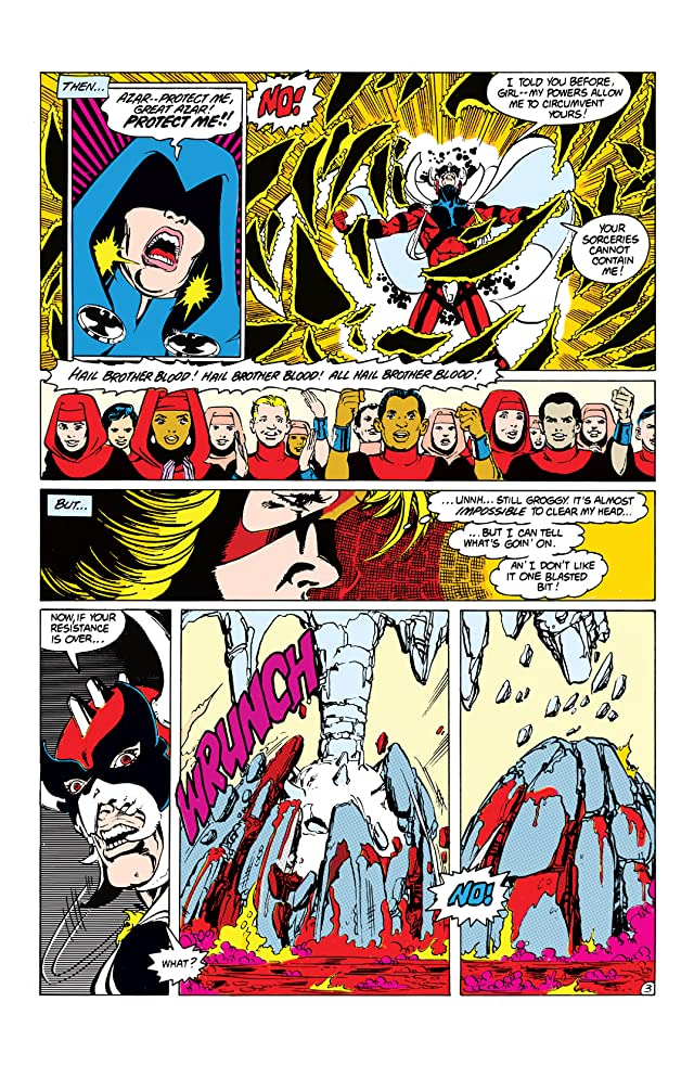 click for super-sized previews of Tales of the Teen Titans (1980-1988) #41