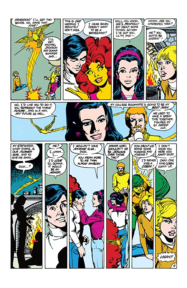 Tales of the Teen Titans (1980-1988) #42