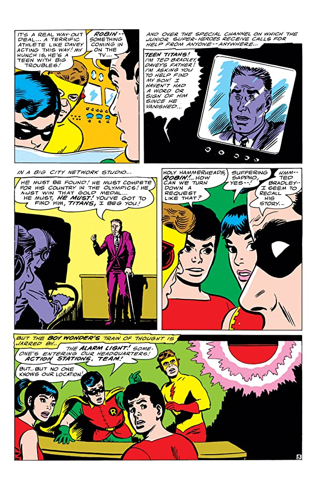 click for super-sized previews of Teen Titans (1966-1978) #4