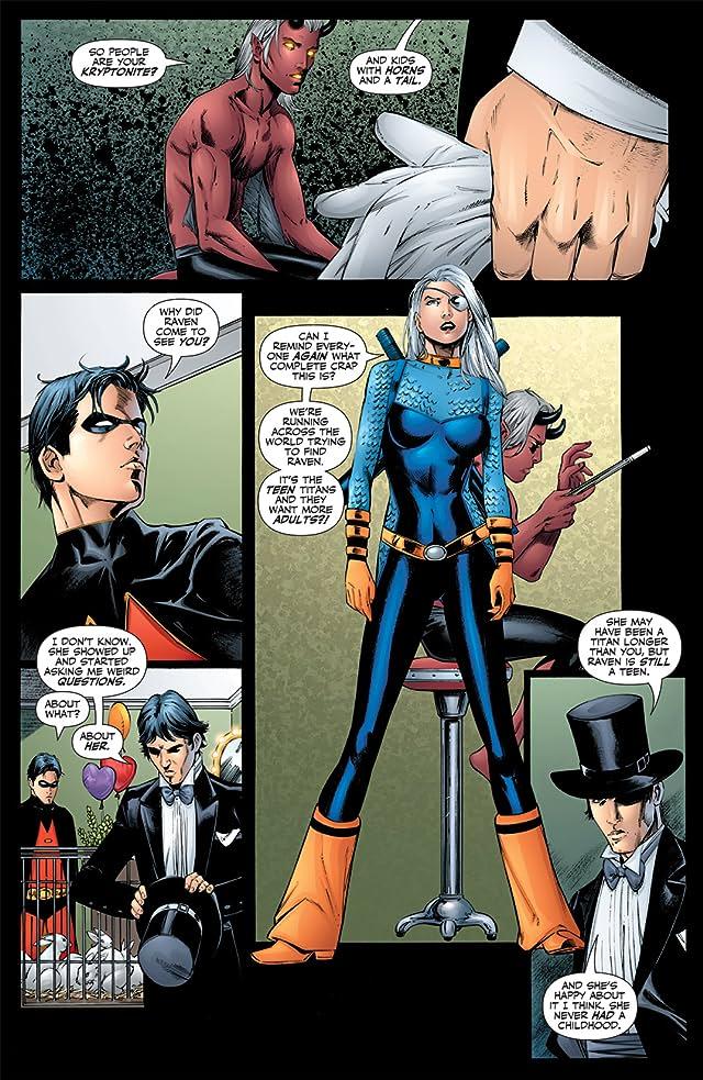 Teen Titans (2003-2011) #39
