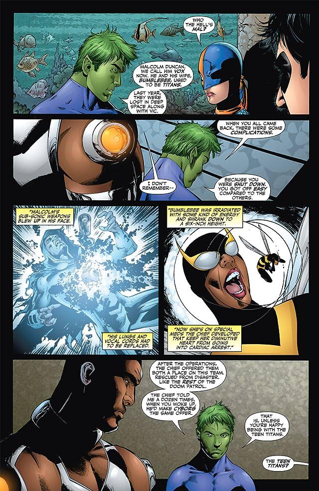 Teen Titans (2003-2011) #36