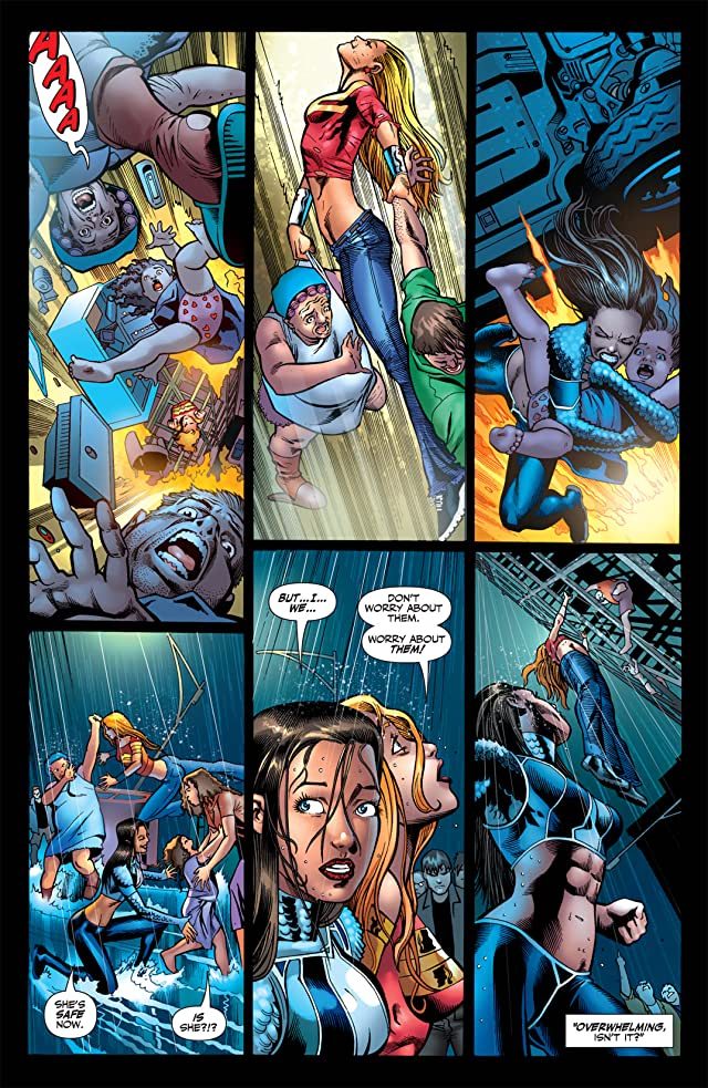click for super-sized previews of Teen Titans (2003-2011) #74