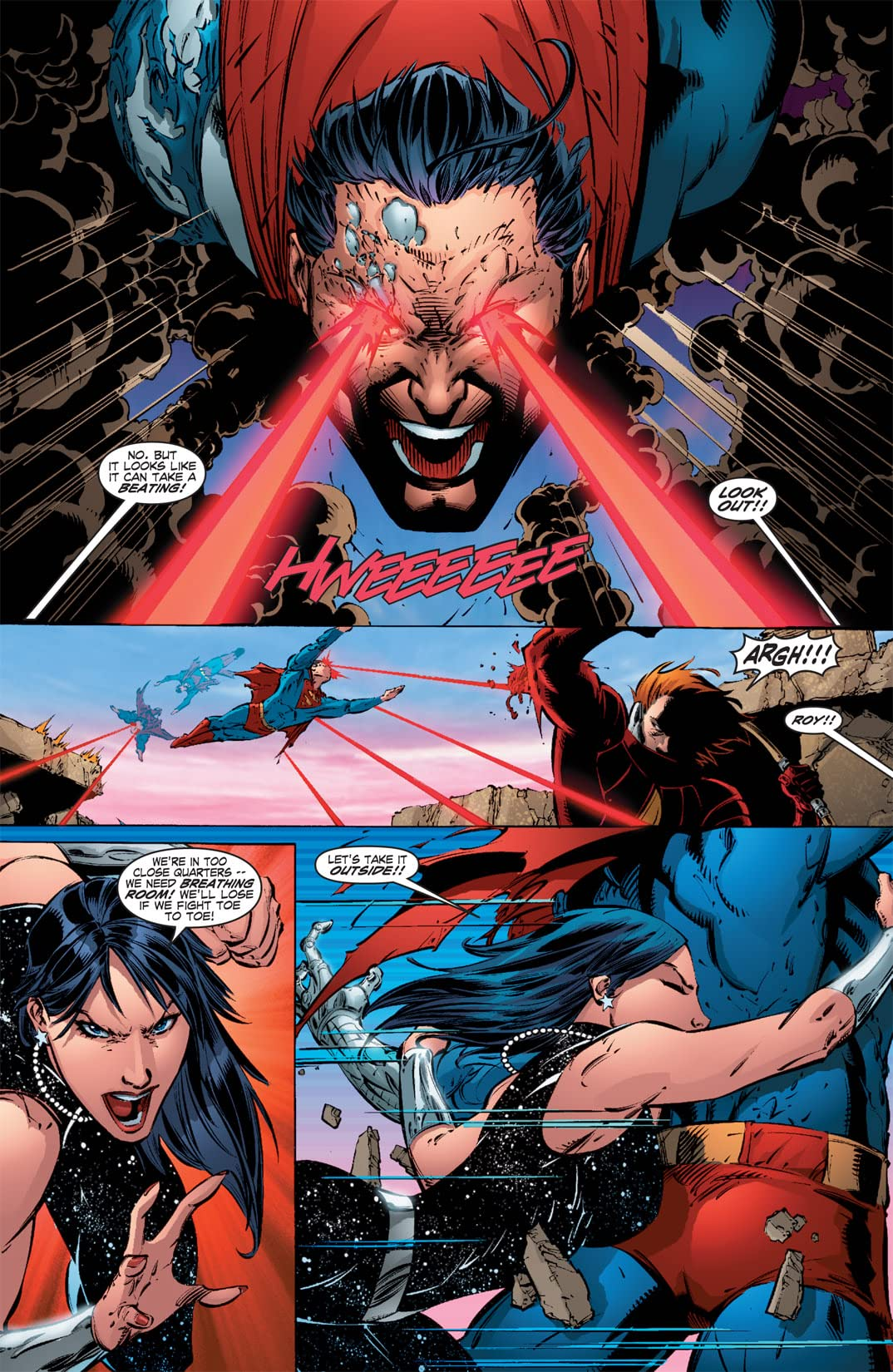 Titans/Young Justice: Graduation Day #3 (of 3)