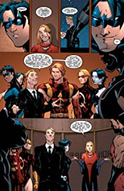 Titans/Young Justice: Graduation Day #1 (of 3)