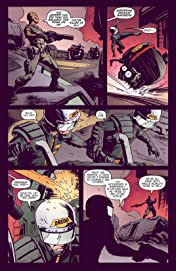 Judge Dredd: Year One #4