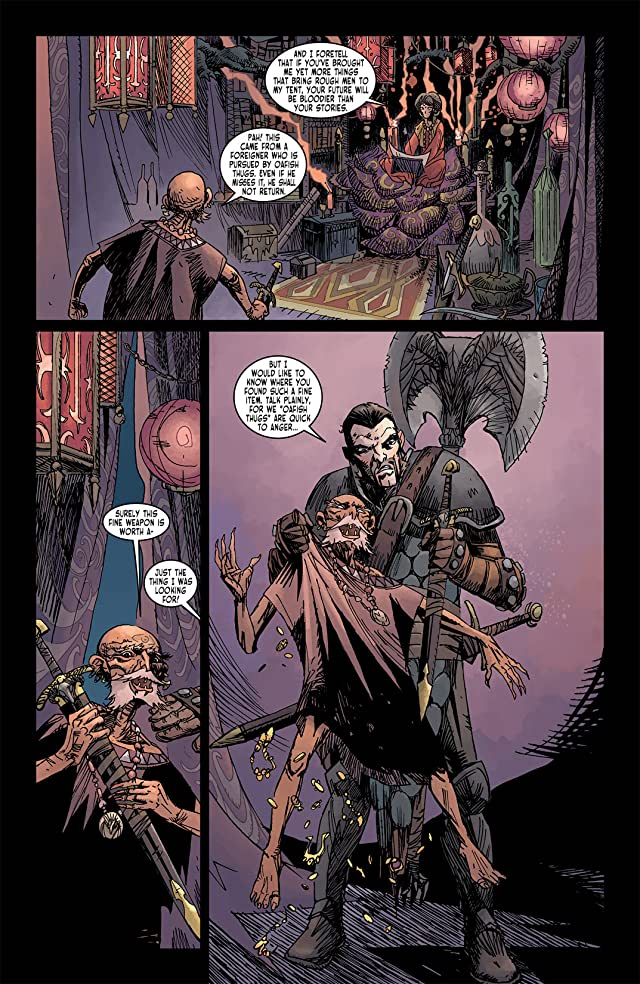 click for super-sized previews of Diablo #1