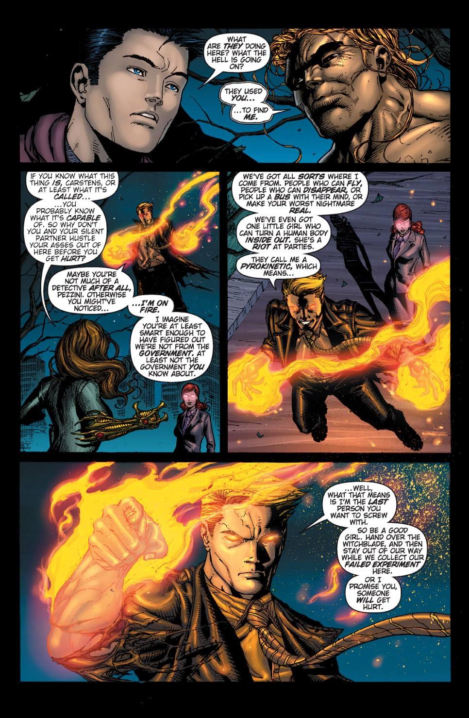 Witchblade #91