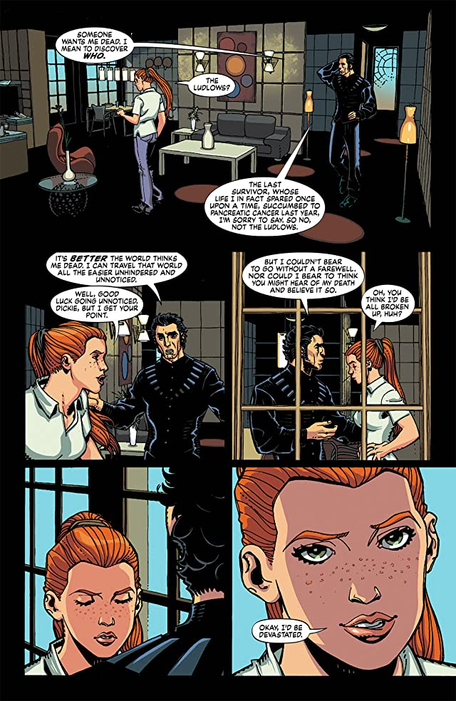 click for super-sized previews of The Shade (2011-2012) #2 (of 12)