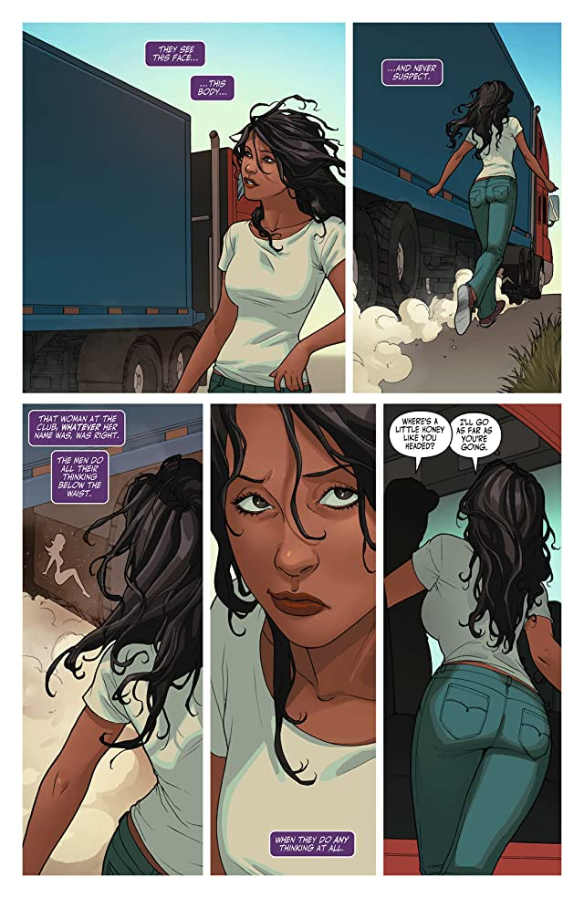 click for super-sized previews of Voodoo (2011-2012) #3