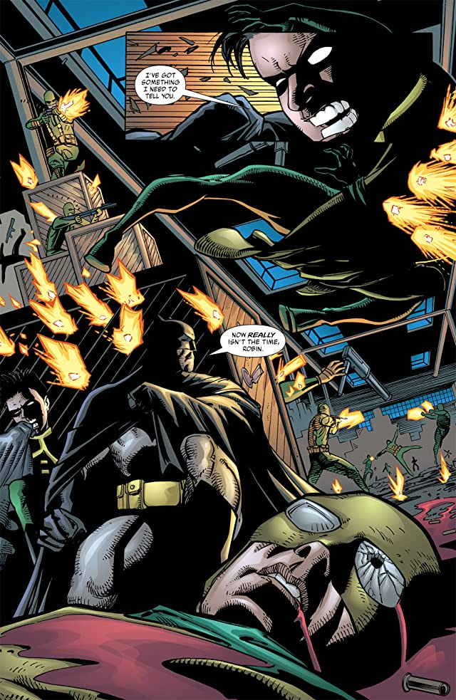 click for super-sized previews of Batman: Gotham Knights #47