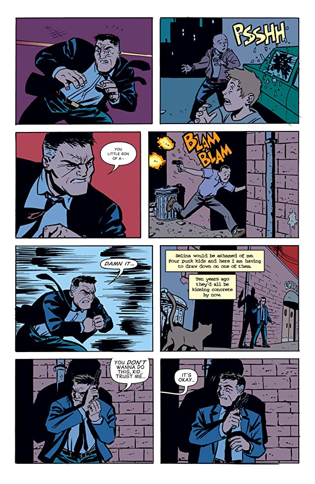 Catwoman (2002-2008) #22
