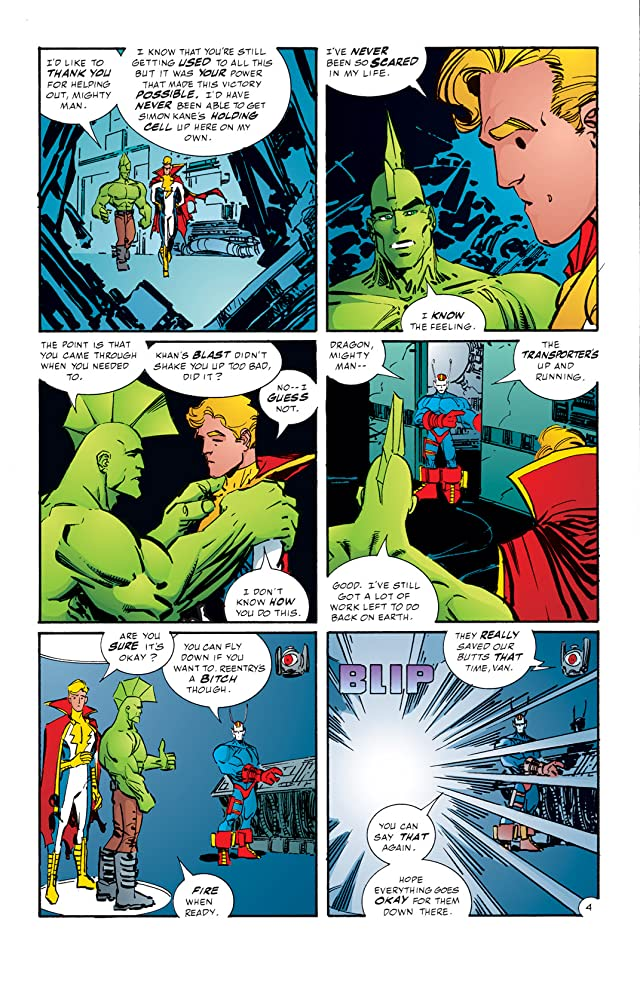 Savage Dragon #95