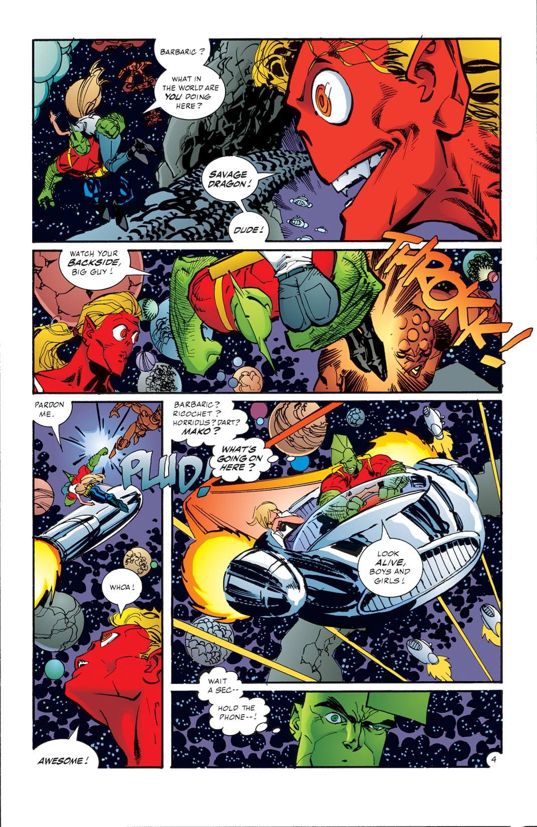 Savage Dragon #96