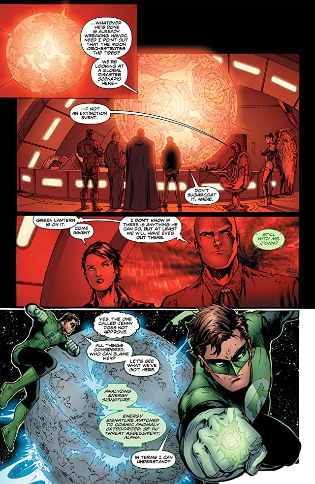 click for super-sized previews of DC/WildStorm: Dreamwar #6