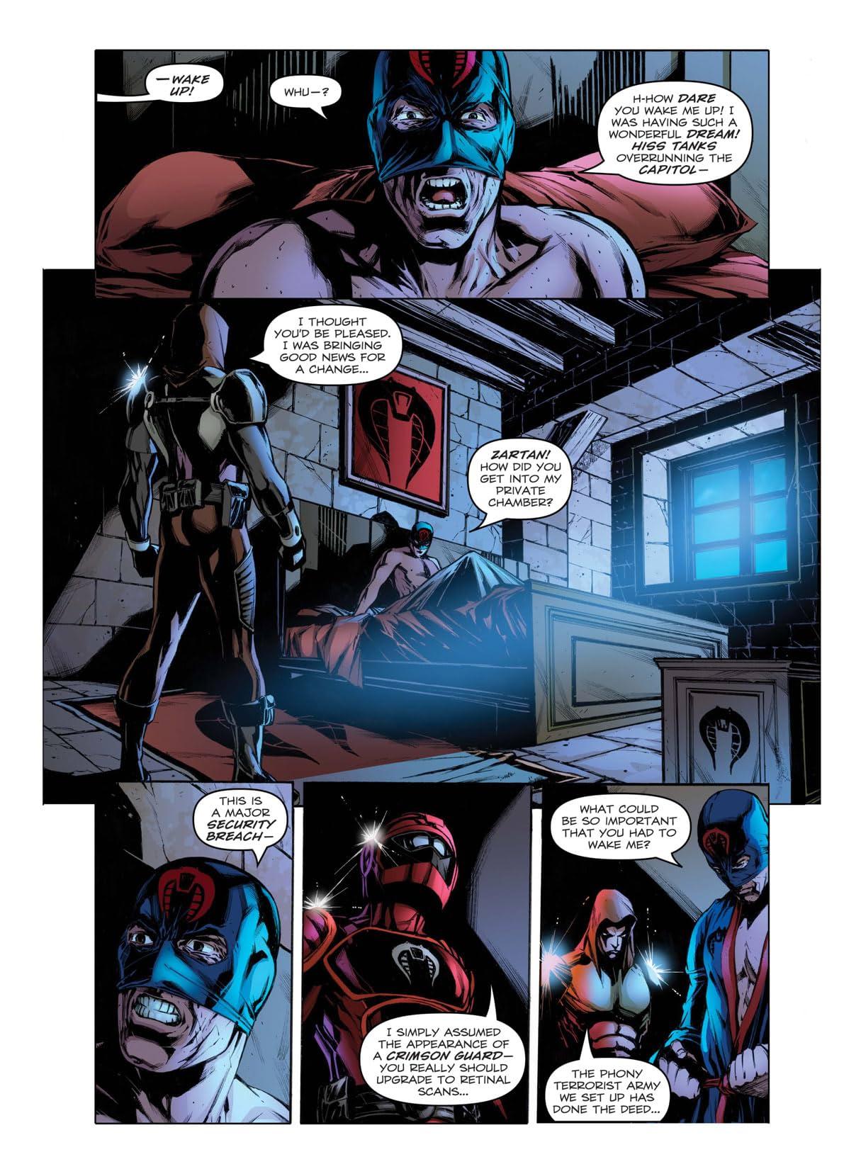 G.I. Joe: A Real American Hero #155-1/2