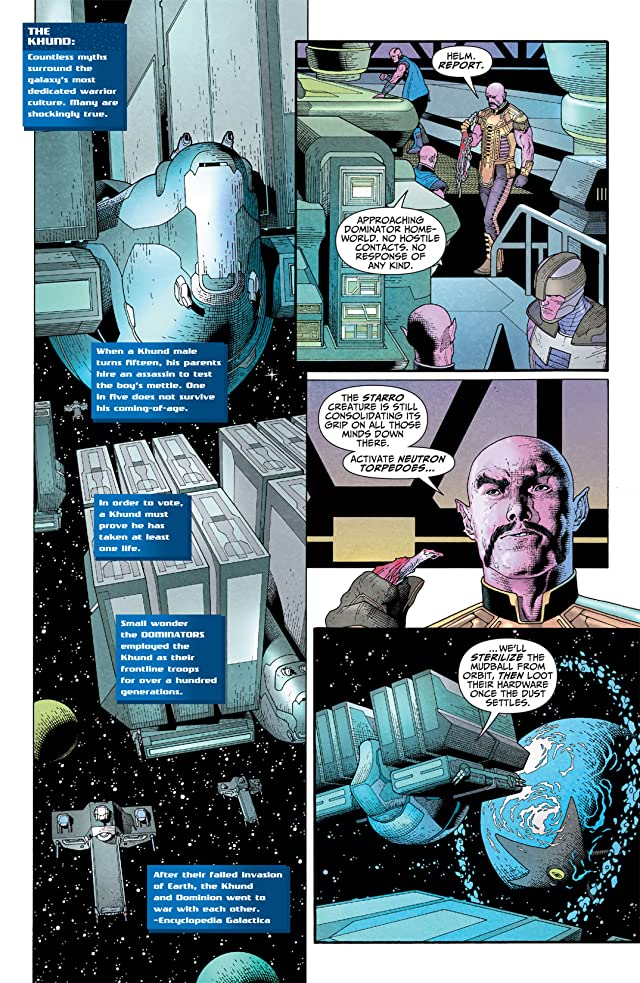 click for super-sized previews of REBELS (2009-2011) #8