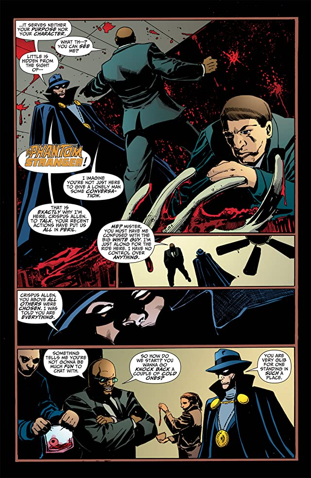 click for super-sized previews of Tales of the Unexpected #6