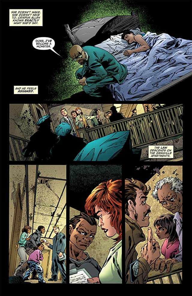 click for super-sized previews of Tales of the Unexpected #7