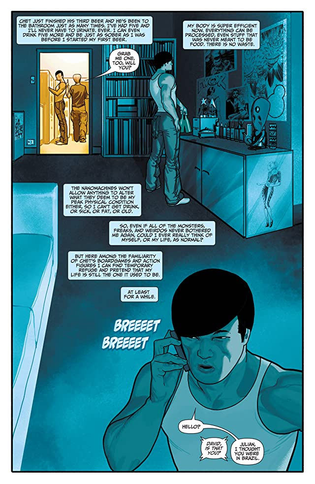 click for super-sized previews of Xombi #1