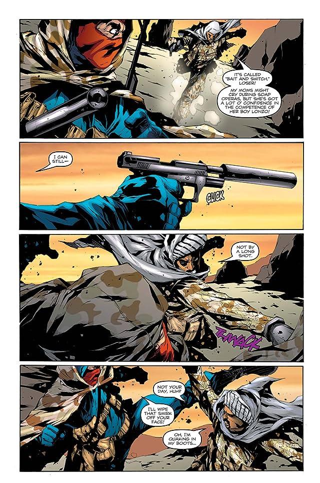 G.I. Joe: A Real American Hero #157