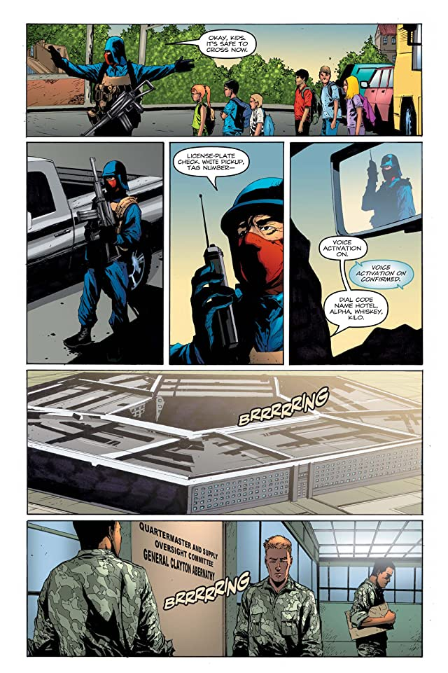 click for super-sized previews of G.I. Joe: A Real American Hero #156