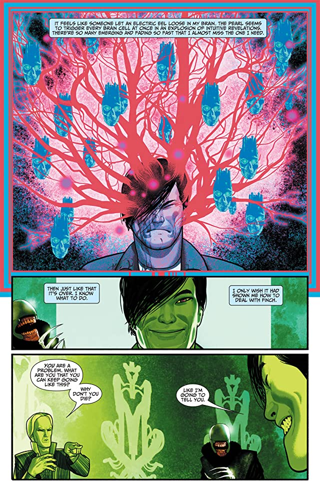 click for super-sized previews of Xombi #6