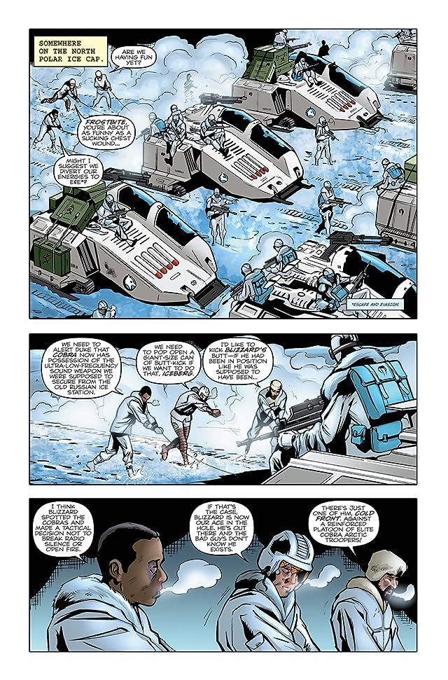G.I. Joe: A Real American Hero #168