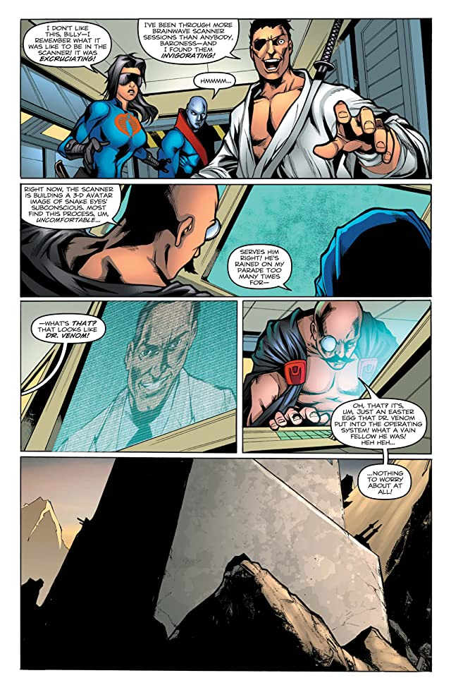 click for super-sized previews of G.I. Joe: A Real American Hero #160