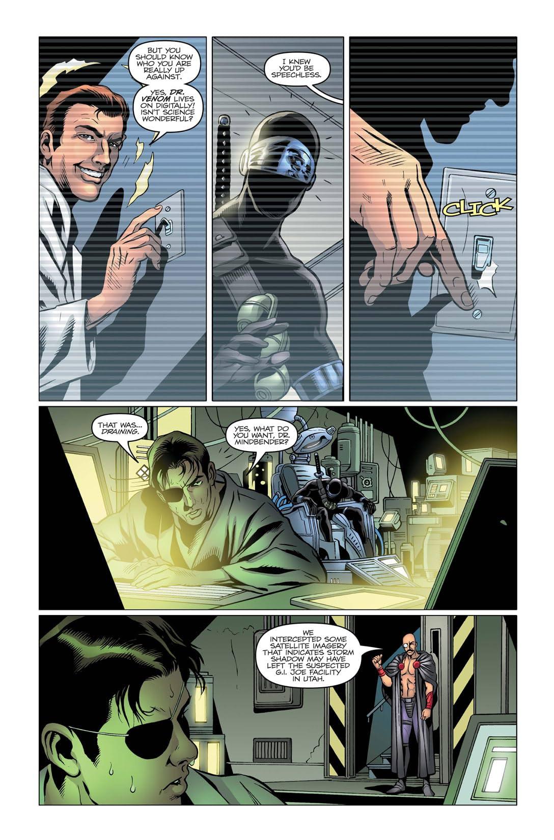 G.I. Joe: A Real American Hero #164