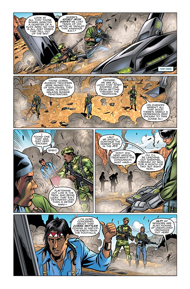 click for super-sized previews of G.I. Joe: A Real American Hero #165