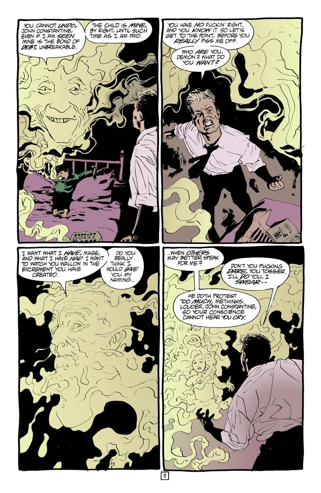 Hellblazer #93