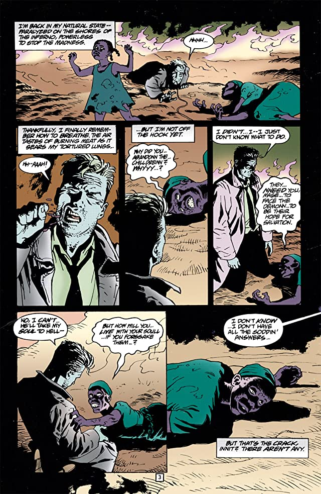 click for super-sized previews of Hellblazer #94