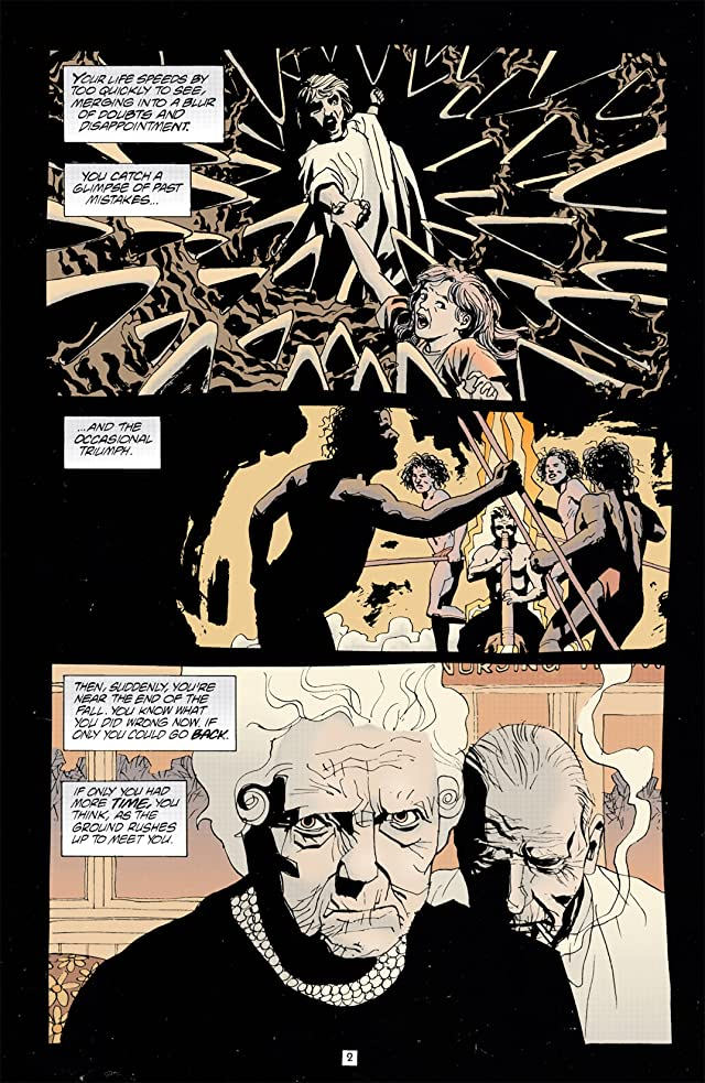 click for super-sized previews of Hellblazer #96