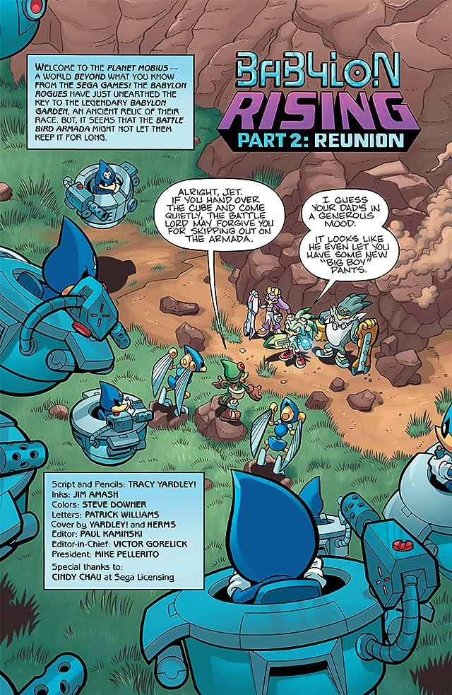 Sonic Universe #34
