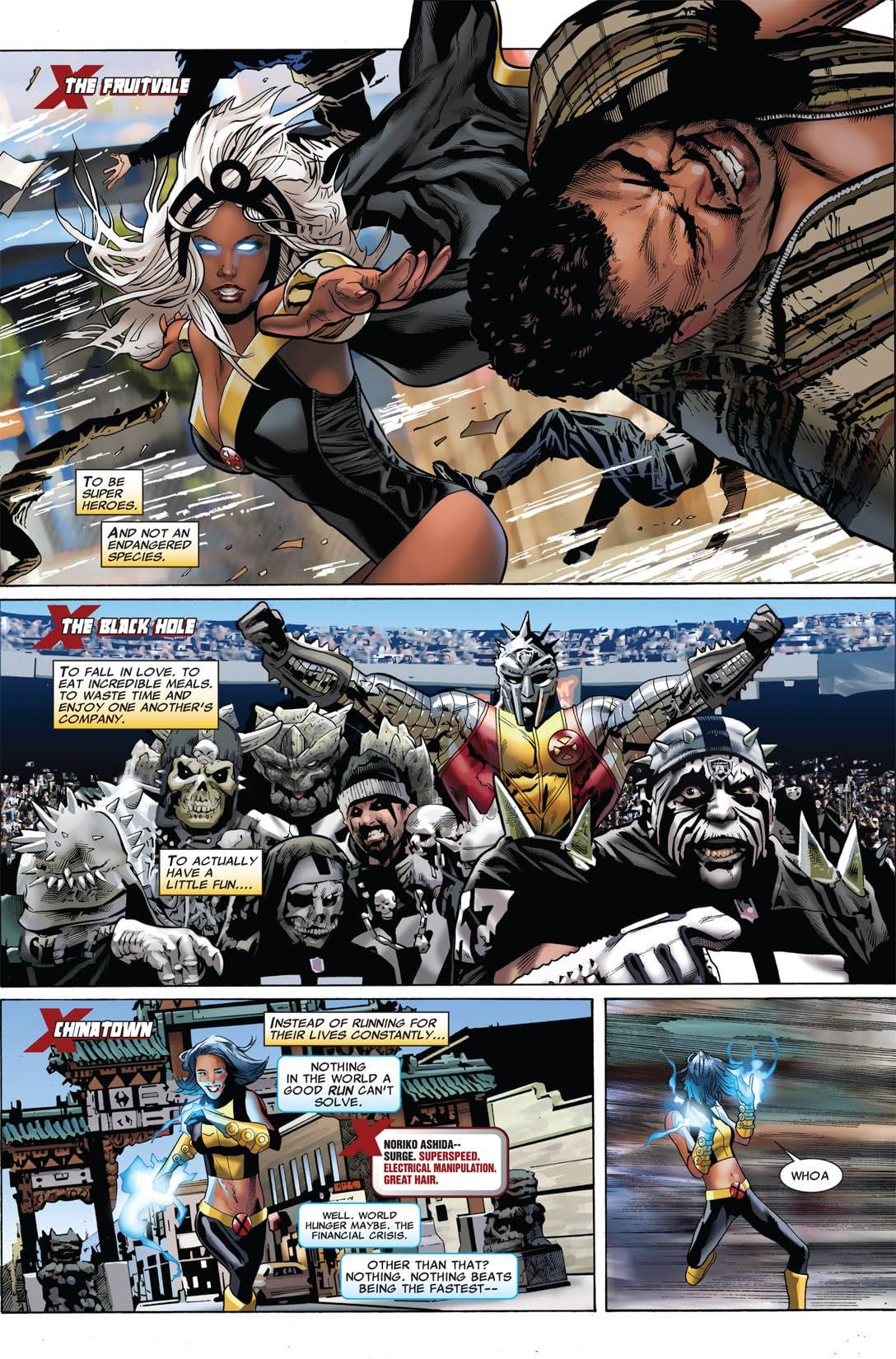 Uncanny X-Men (1963-2011) #509