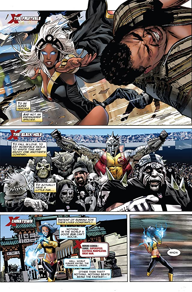 click for super-sized previews of Uncanny X-Men (1963-2011) #509